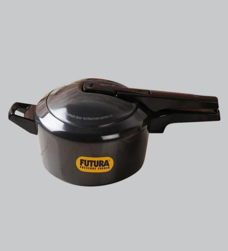 258b57bc8d5 Hawkins Futura Hard Anodized - 5 Litre Pressure Cooker by Hawkins ...