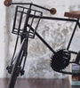Black Metal Iran Cycle Showpiece by Hanumant