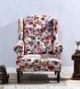 Dumai Wing Chair by Bohemiana