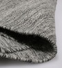 Grey Wool 92 x 64 Inch Hand Woven Carpet by HDP