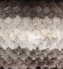 Multicolour Polyester 48 x 32 Inch Hand Made Tufted Shaggy Carpet by HDP