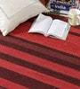 HDP Multicolour Wool 80 x 56 Inch Hand Made Flat Weave Kilim Carpet