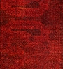 Orange Wool 80 x 56 Inch Indian Hand Knotted Over Dye Carpet by HDP