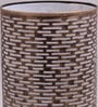 Gold Iron Bricks Table lamp by Height of Designs