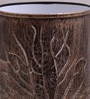 Gold Iron Tree Table Lamp by Height of Designs
