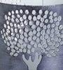 Height of Designs White Iron Mango Tree Tea Light Votive - Set of 2