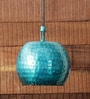 Green Iron 40 W LED Pendant by Aasras
