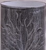 Silver Iron Tree Table lamp by Aasras