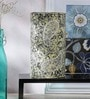 White Acrylic Table Lamp by Aasras