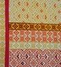 Heritagefabs Pink Cotton Anokhi 8-piece Diwan Set