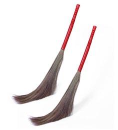 [Image: hic-multicolour-floor-grass-broom-set-of...sokixu.jpg]