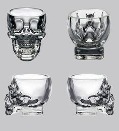 Hitplay Skull Shot Glasses - Set Of 4
