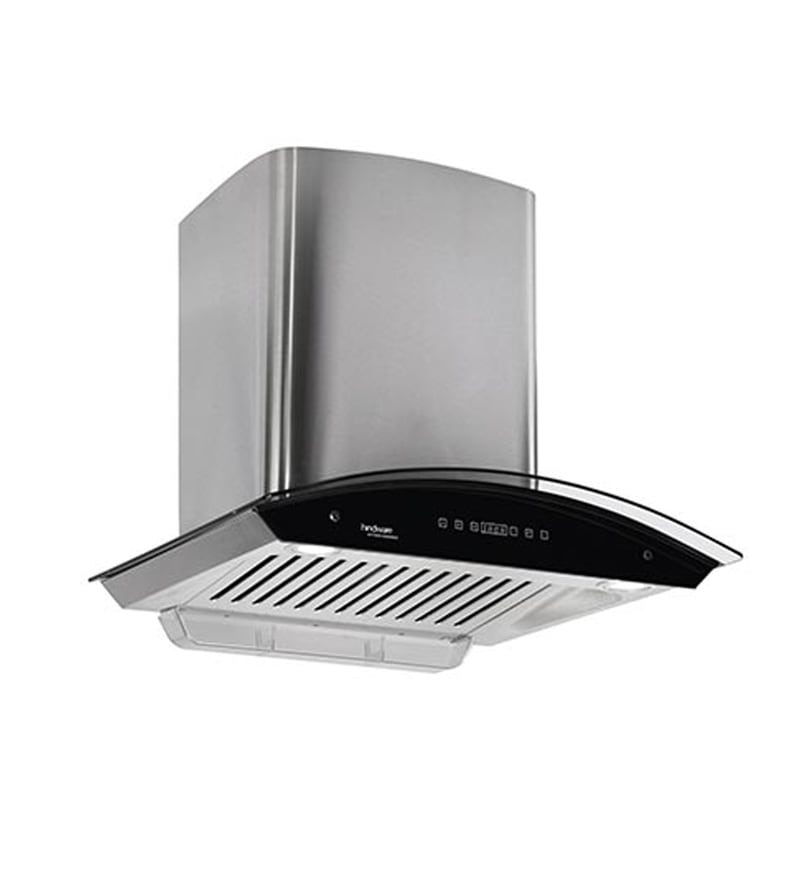 Buy Hindware 60 Cm 1200 M3h Auto Clean Hood Chimney Model