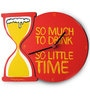 Hit Play Peg-O-Clock