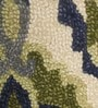 Hns Homes Multicolour Wool 60 x 96 Inch Abstract Area Rug