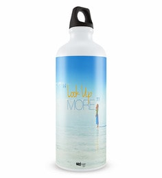 Hot Muggs Blue Stainless Steel 750 ML Bottle