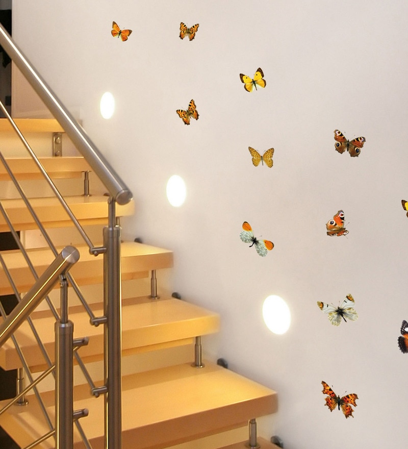 Vinyl Butterflies Wall Sticker by Home Decor Line