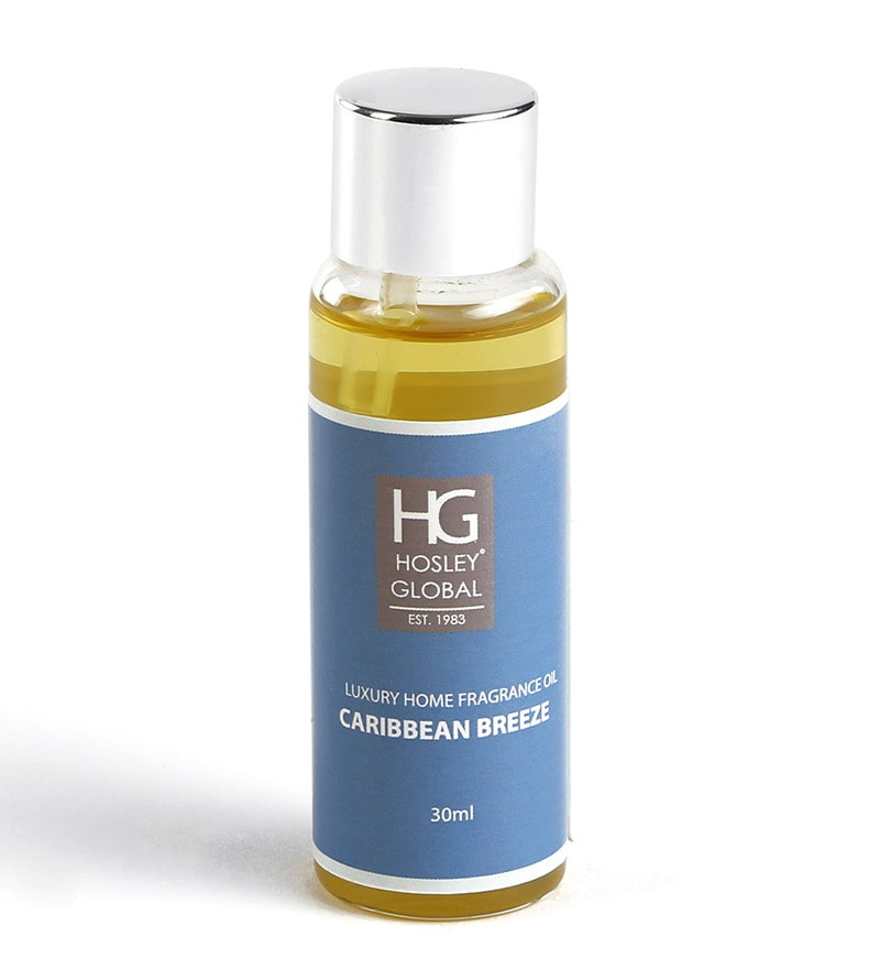 Global Caribbean Breeze Highly Fragranced Oil - 30 Ml by Hosley