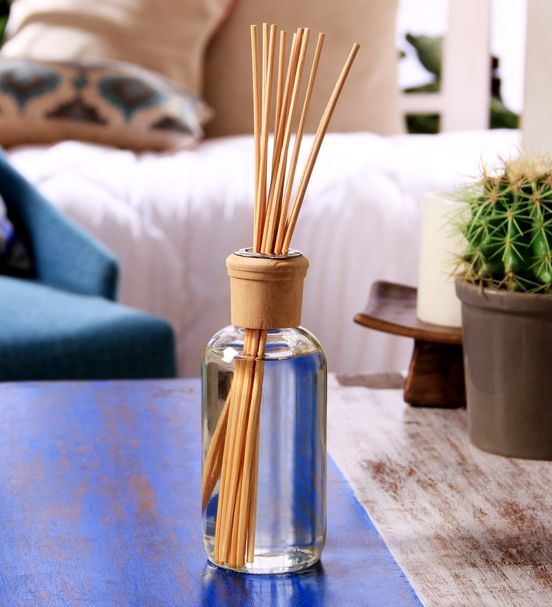 White Linen 230 ML Highly Fragranced Reed Diffuser by Hosley