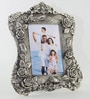 Silver Metal Single 9 x 13 Inch Photo Frame by Homesake