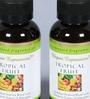 Hosley Tropical Fruit 56 ML Highly Fragranced Oil - Set of 2