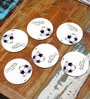 Hot Muggs Soccer - Religion Coaster - Set of 6