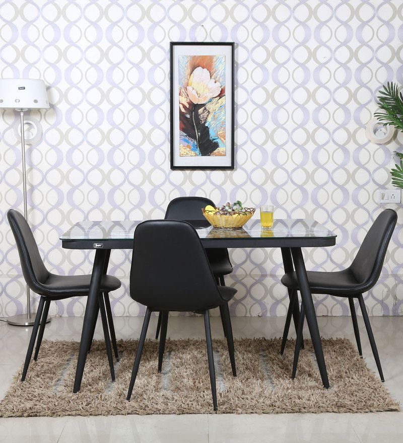 Humber Four Seater Dining Set By Parin