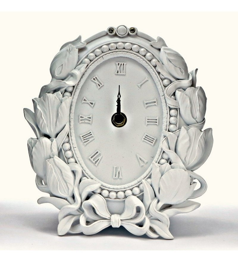 Importwalas Tulip Table Clock