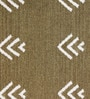Olive & Green Wool 96 x 60 Inch Carpet by Imperial Knots