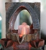 Arch Gray Polyresin LED Fountain by Importwala