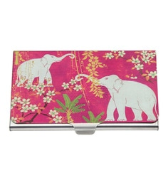Card holder online buy visiting card holders at best price multicolour steel visiting card holder reheart Gallery