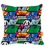 Incredible Avengers Kids Bean Bag with Beans in Multicolour by Orka(With Small - cushion Inside)