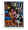Paper 30 x 40 Inch Kaala Patthar Vintage Unframed Bollywood Poster by Indian Hippy