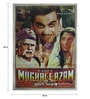 Indian Hippy Paper 30 x 40 Inch Mughal-E-Azam Vintage Unframed Bollywood Poster