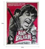 Paper 30 x 40 Inch Ram Balram Vintage Unframed Bollywood Poster by Indian Hippy