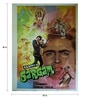 Paper 30 x 40 Inch Sargam Vintage Unframed Bollywood Poster by Indian Hippy