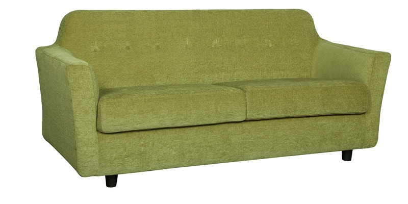 Amazing Janice Three Seater Sofa In Lime Green Colour By Cloud9 Caraccident5 Cool Chair Designs And Ideas Caraccident5Info