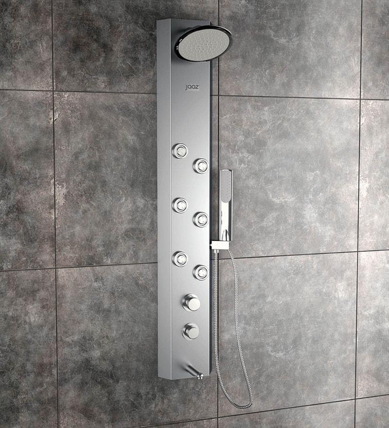 JAAZ Clyde Steel Matte Shower Panel (Model no: CLY3)