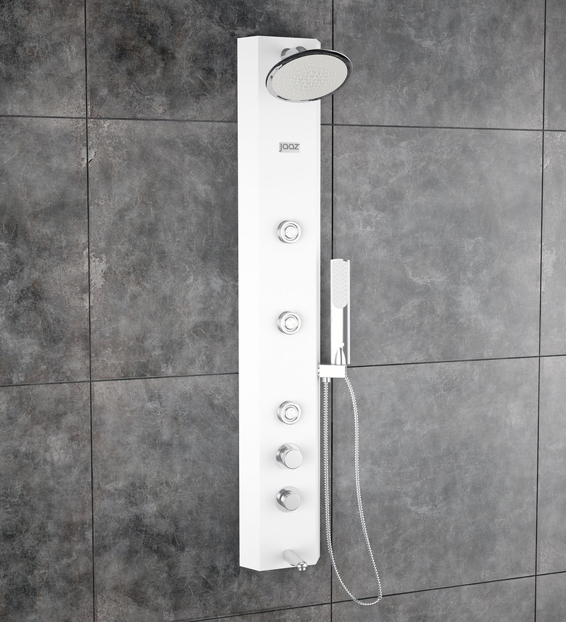 Jaaz OTIS White Shower Panel (Model no: OTI2)