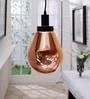 Copper Glass Sypar Pendant by Jainsons Emporio
