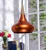 Jainsons Emporio Orient Copper Metal Pendant Lamp