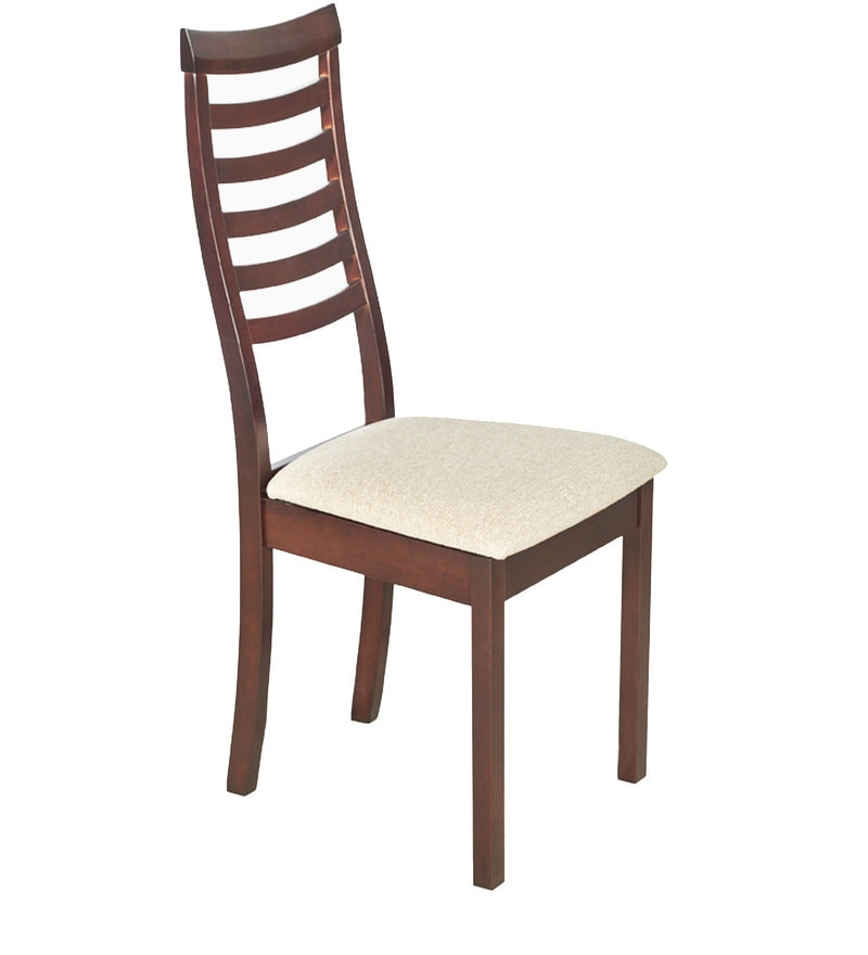 Buy Jessica Dining Chair (Set Of 2) In Indian Mahogany