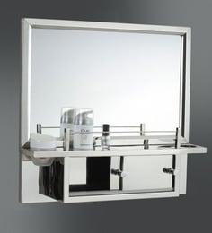 lavinia stainless steel bathroom mirror cabinet - Bathroom Mirror Cabinet Price India