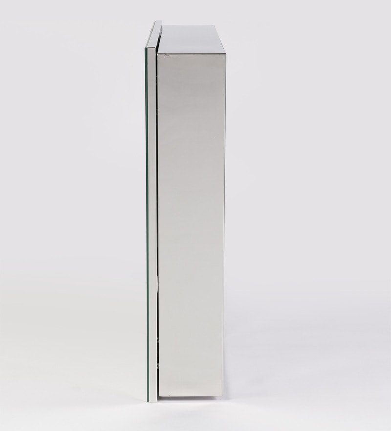 Buy Jj Sanitaryware Lucas Stainless Steel Bathroom Mirror Cabinet Online Bathroom Cabinets