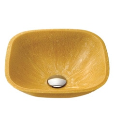Joyo Cera Designer Golden Rod Wash Basin - 1691299