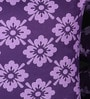 S Violet 100% Cotton 16 x 16 Inch Cushion Covers - Set of 5 by Just Essential