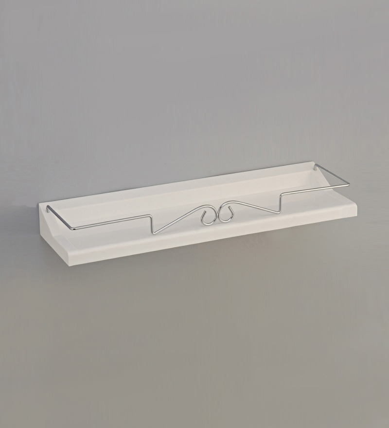 Jvs Ivory Plastic Shelf