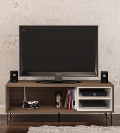 Tv Stand Designs And Prices In Chennai : Tv units & cabinets: buy tv units cabinets & stands online at best