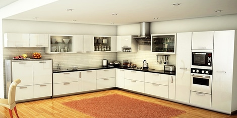 Modular Kitchen Buy Modular Kitchen Design Online In India