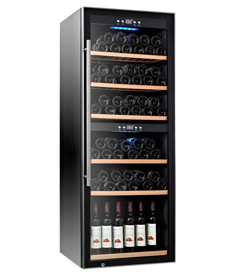 Kaff KWC 126 Free Standing Wine Cooler (120-140 Bottles)